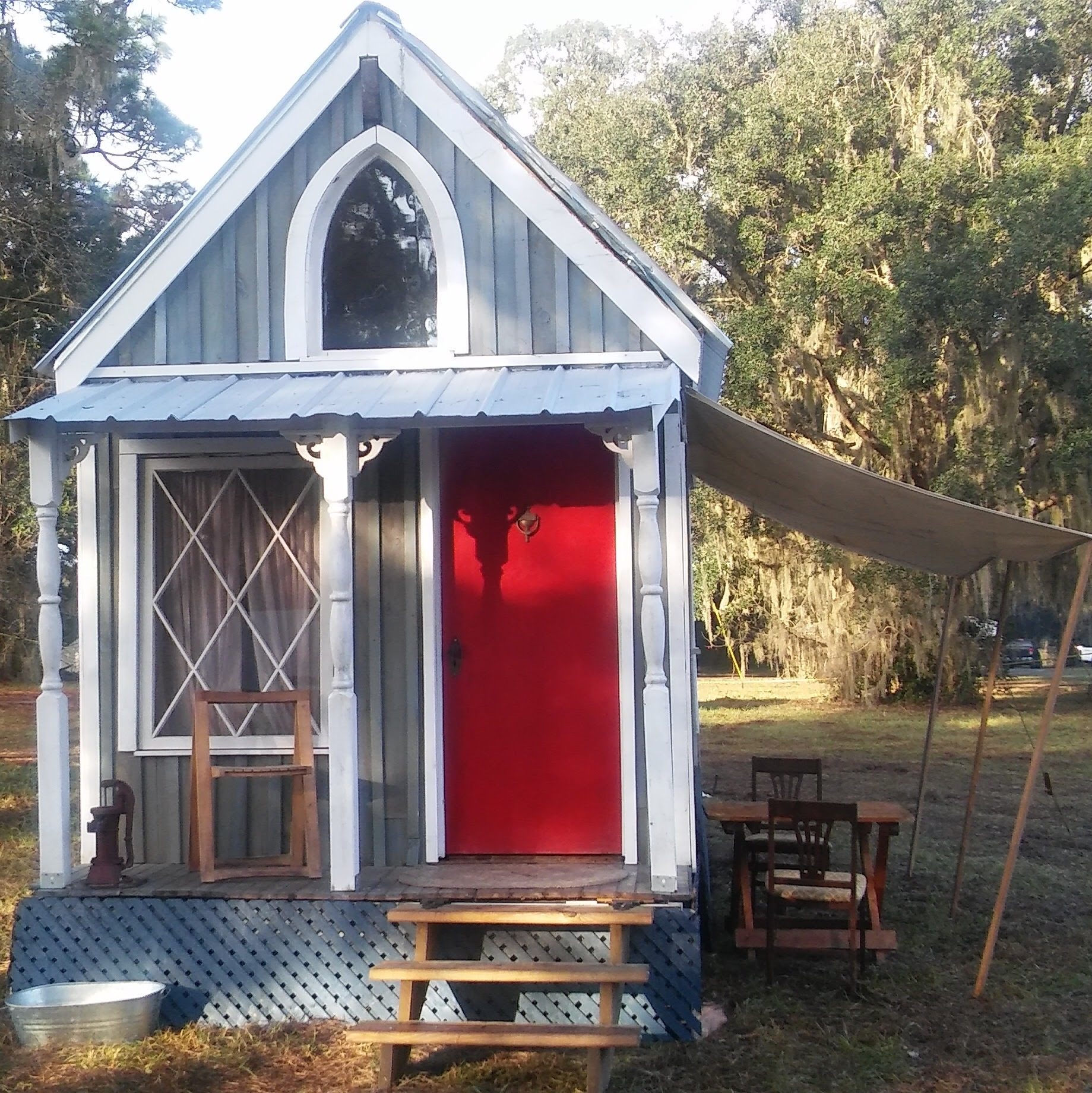 United Tiny House Association 2016 Florida Tiny House Festival