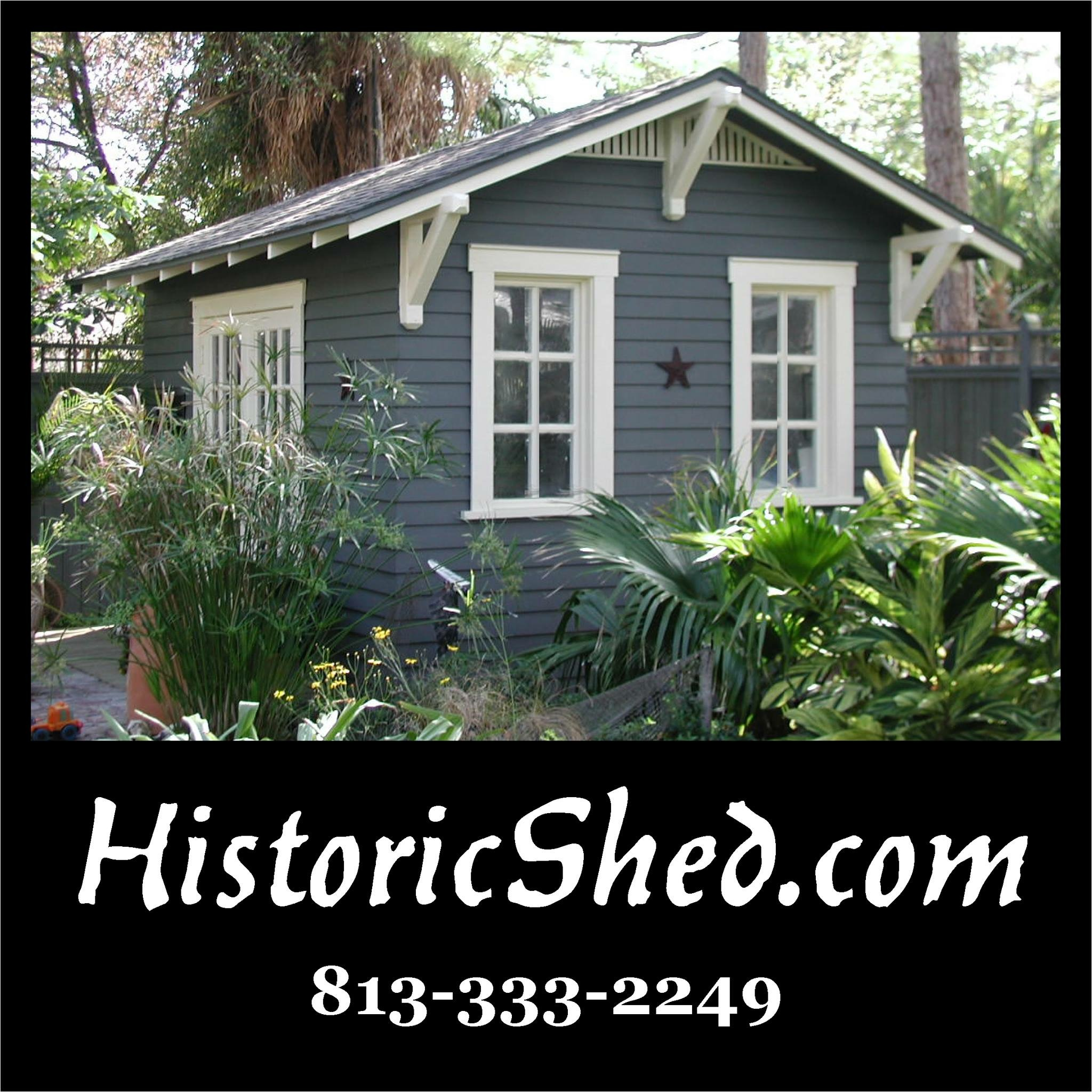 United tiny house association vendors for Sheds brooksville fl