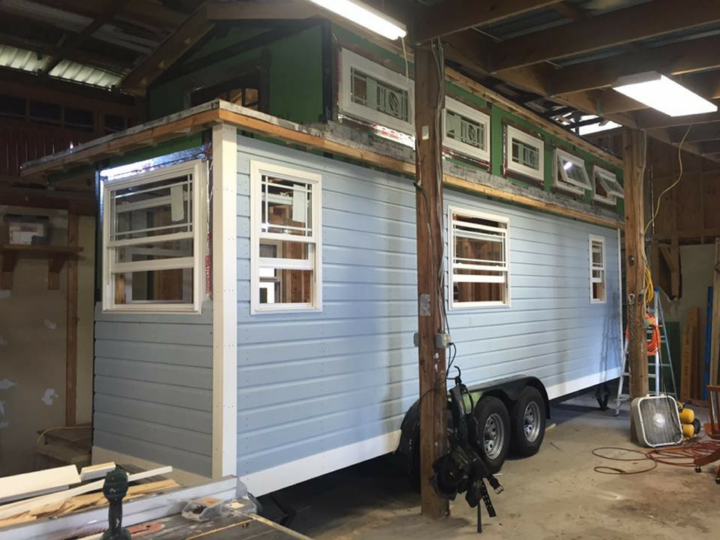 United Tiny House Association Tiny Houses