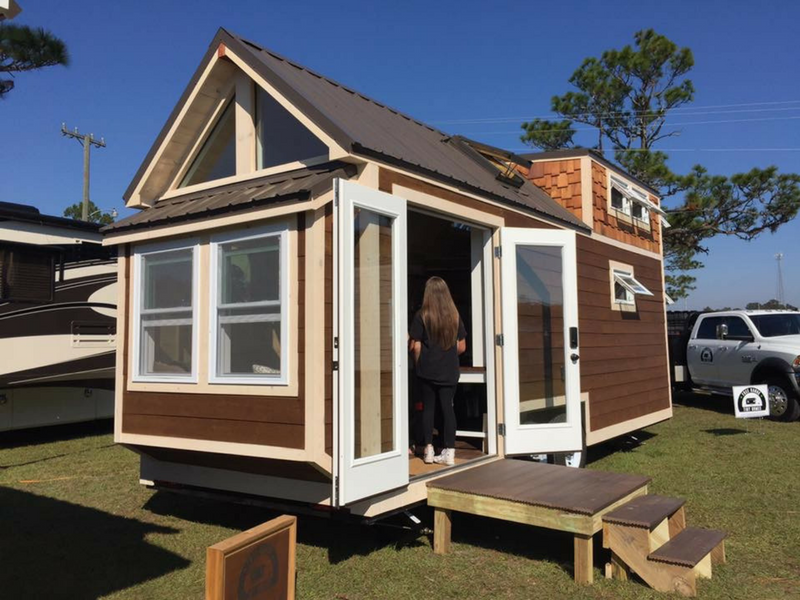 United Tiny House Association 2017 New Jersey Tiny House Festival