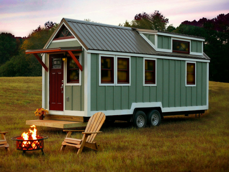 Peachy United Tiny House Association Tiny House Festivals Largest Home Design Picture Inspirations Pitcheantrous