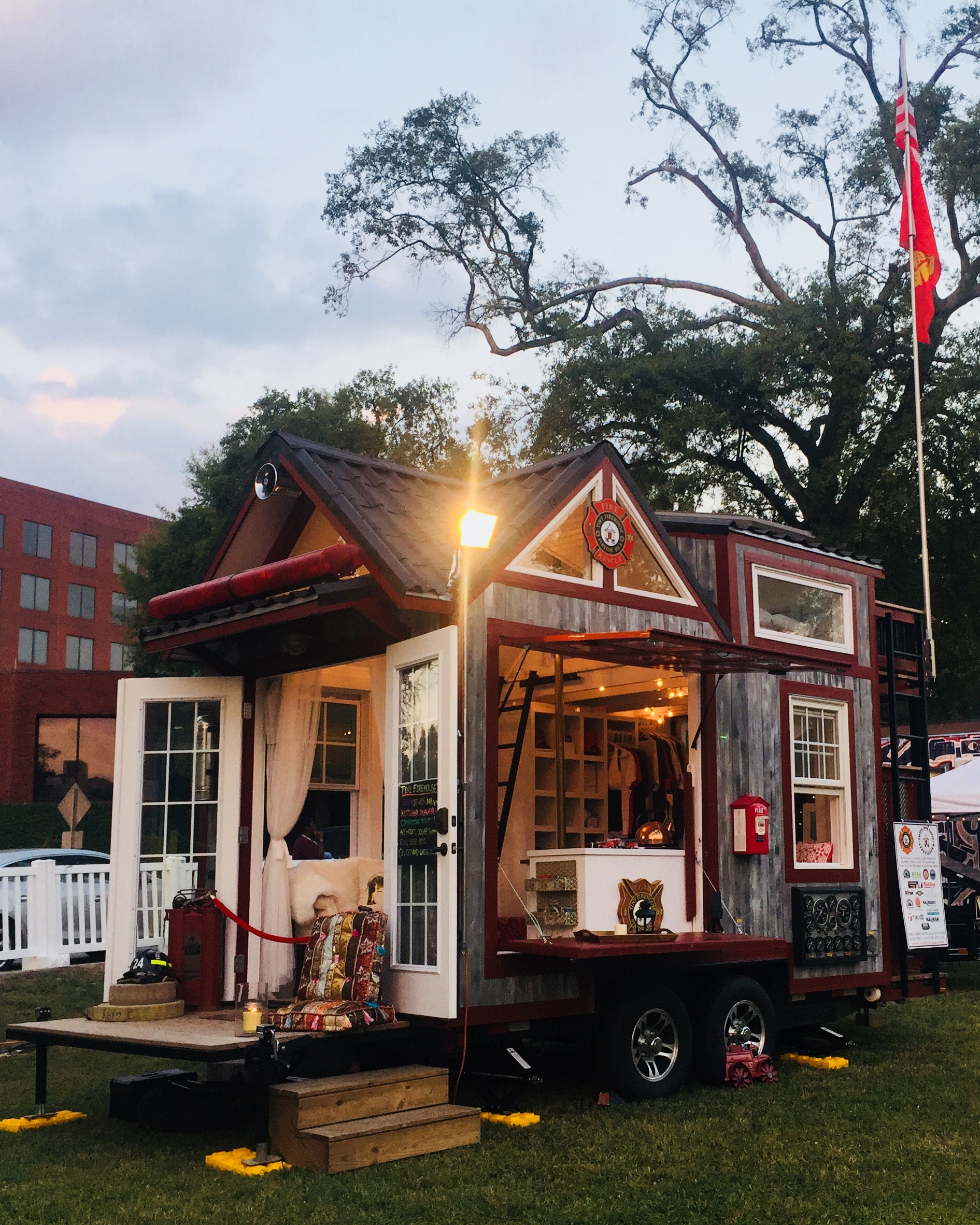 Tiny House Festival 2020.United Tiny House Association Tiny Living Festival
