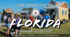 Tiny House Festival 2020.United Tiny House Association Schedule