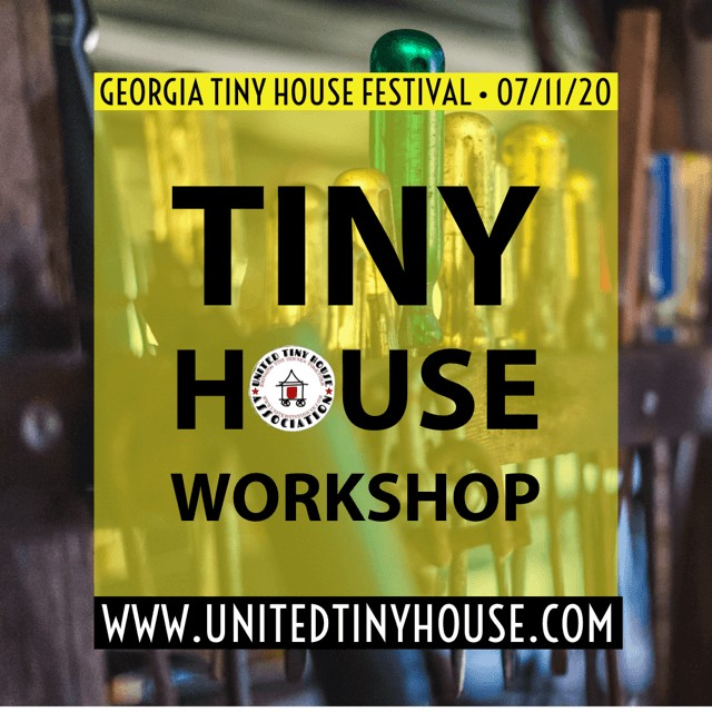 utha- united tiny house event July 2020