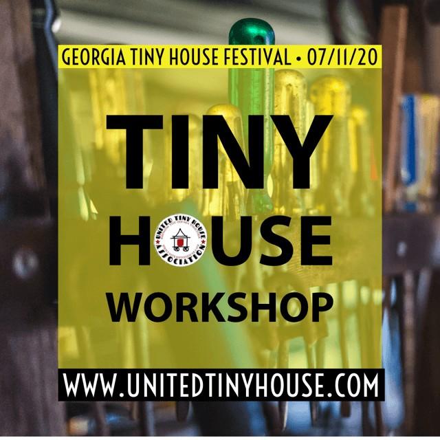 utha- united tiny house event July 2020